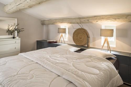 Couette haut de gamme 100% Mérinos d'Arles Antique